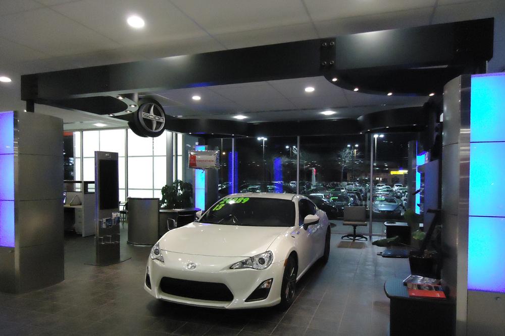 Schickel Architecture Automotive